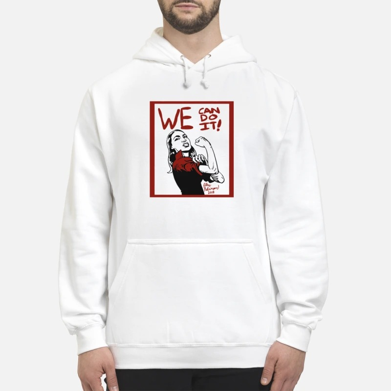 AOC We Can Do It Hoodie