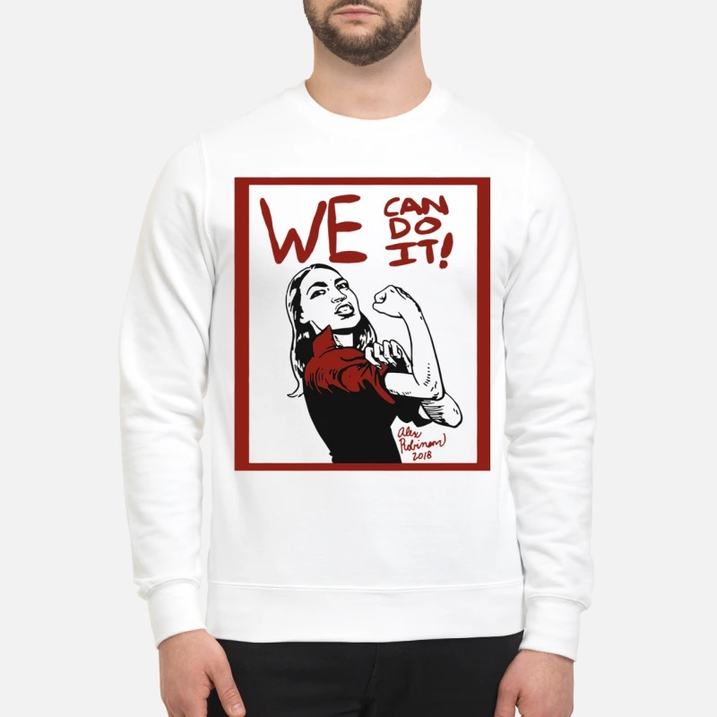 AOC We Can Do It Sweater