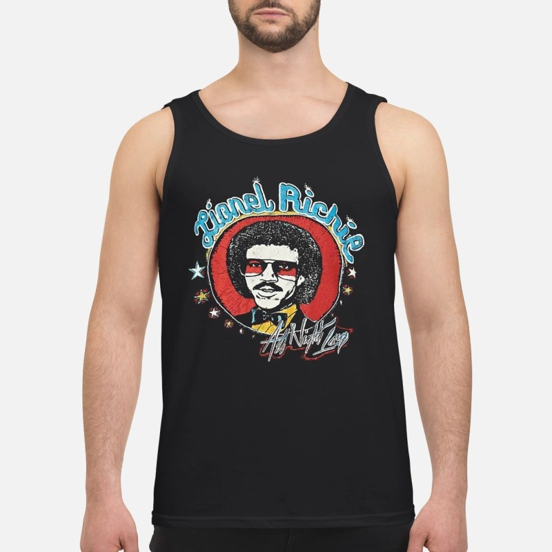American Idol Katy Perry Lionel Richie Tank Top