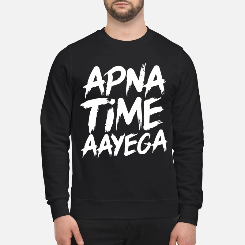 Apna Time Aayega Sweater