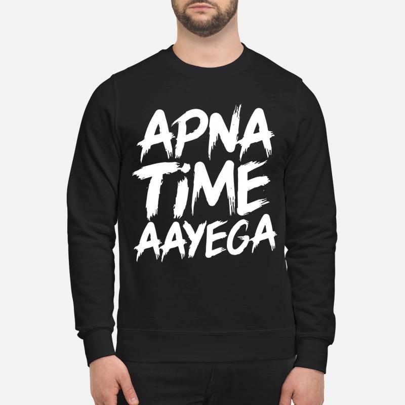Apna Time Aayega Sweater