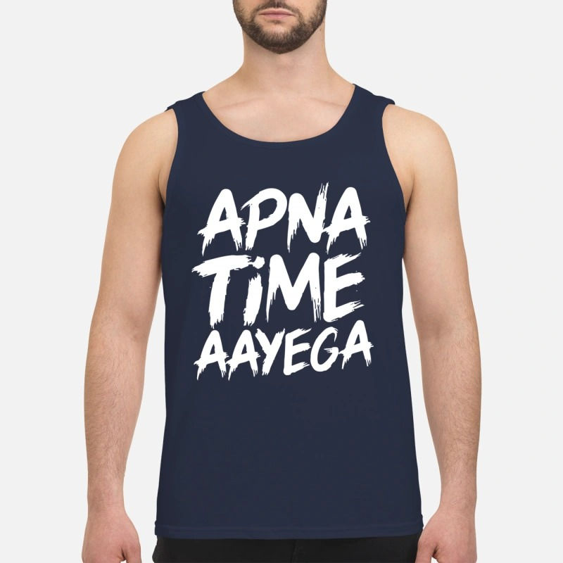 Apna Time Aayega Tank Top