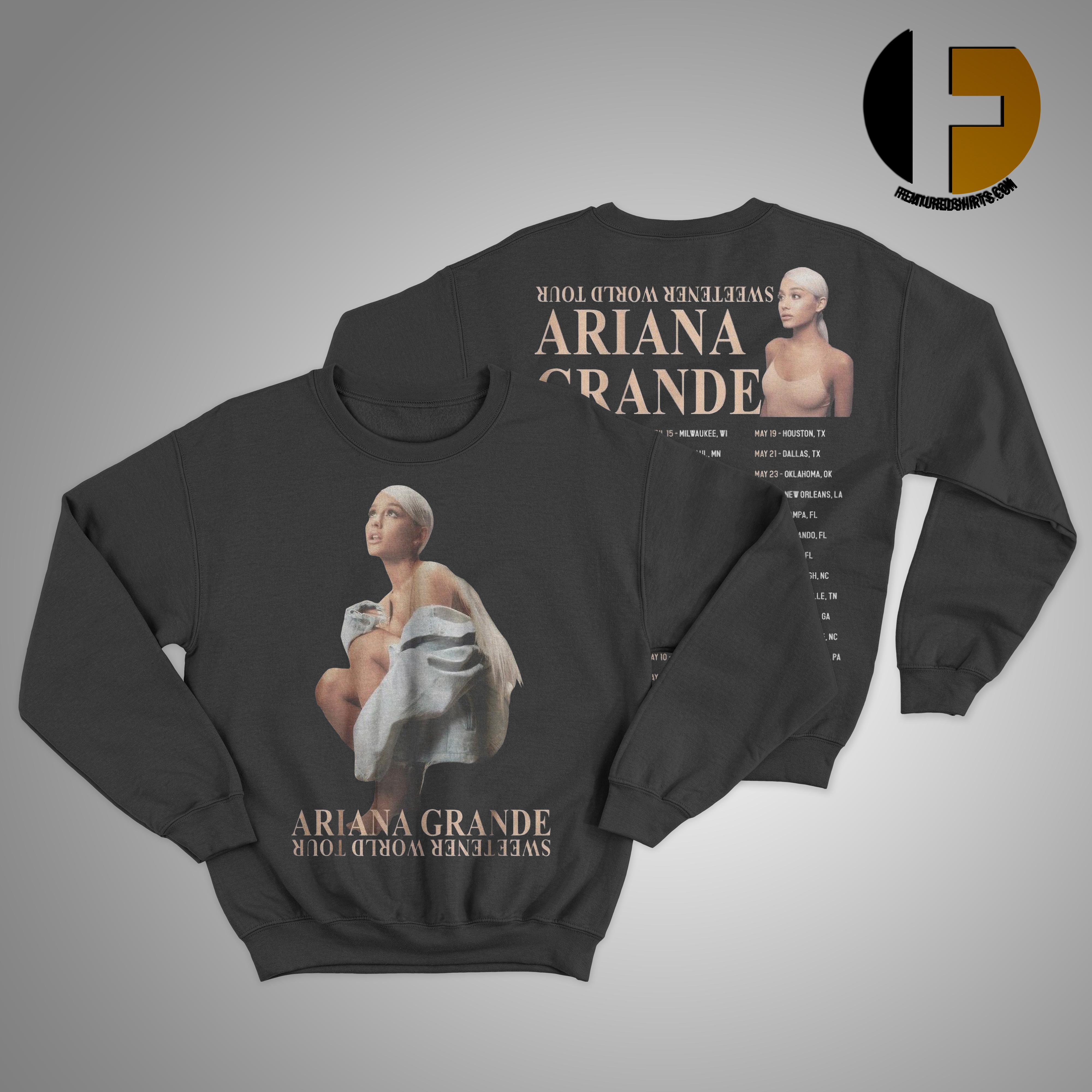 Ariana Grande Sweetener World Tour 2019 Sweater