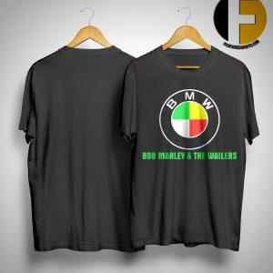 BMW Bob Marley And The Wailers ShirtBMW Bob Marley And The Wailers Shirt