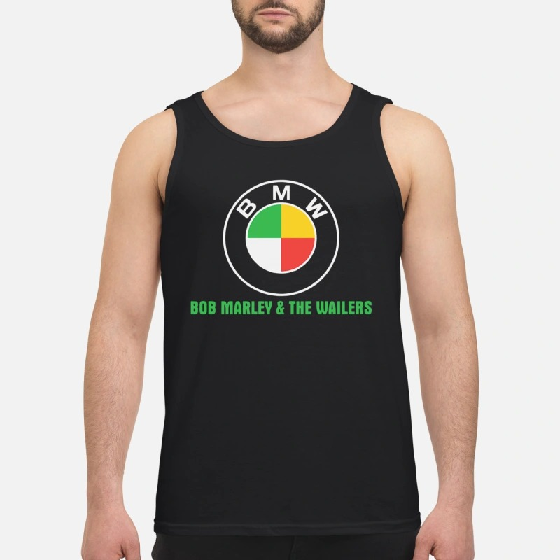 BMW Bob Marley And The Wailers Tank Top