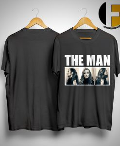 Becky Lynch The Man Mugshot Shirt