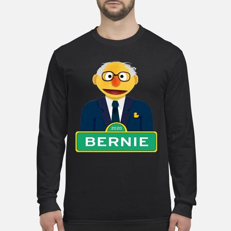 Bernie Sanders 2020 Longsleeve Tee