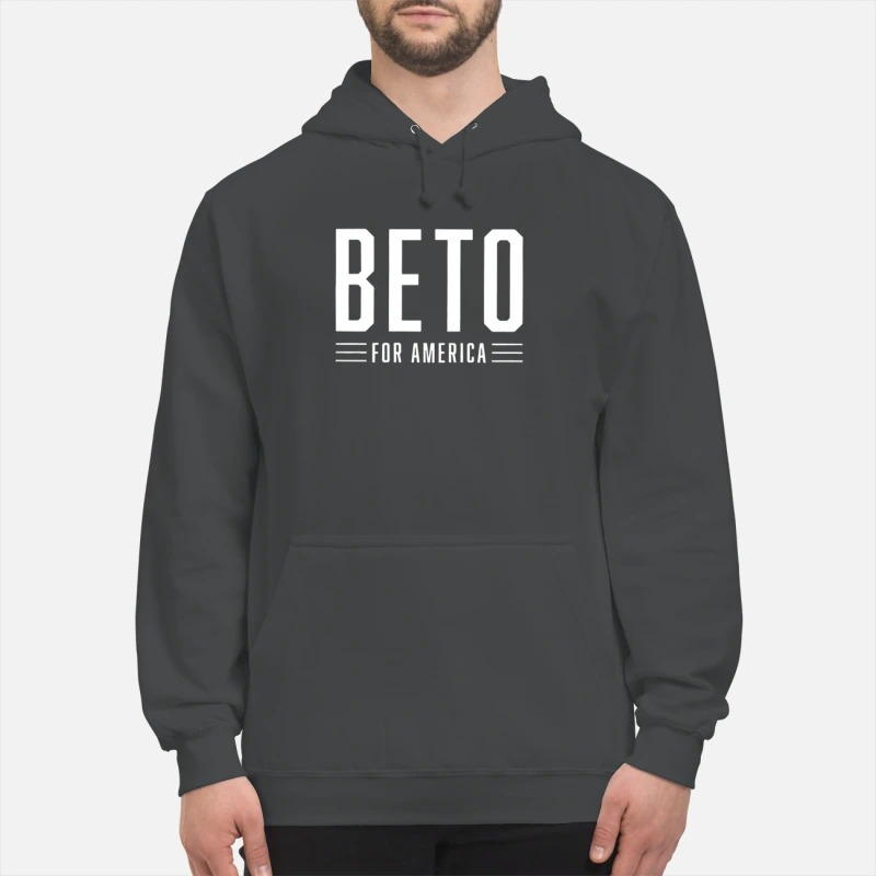 Beto For America Logo Campaign Hoodie
