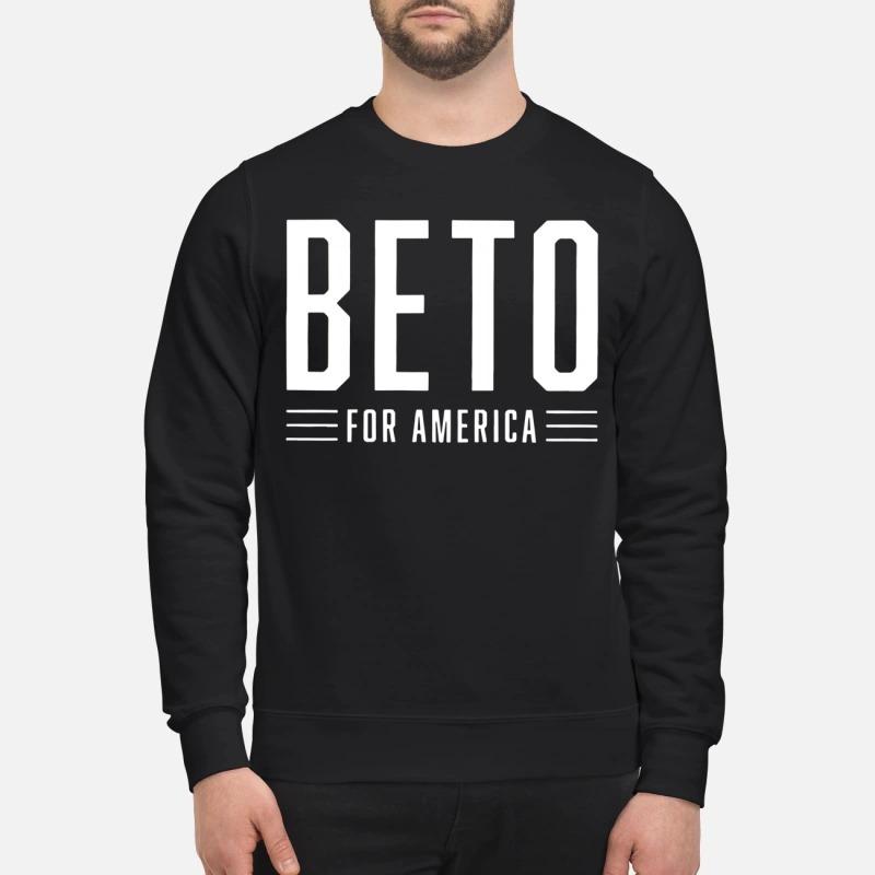 Beto For America Logo Campaign Sweater