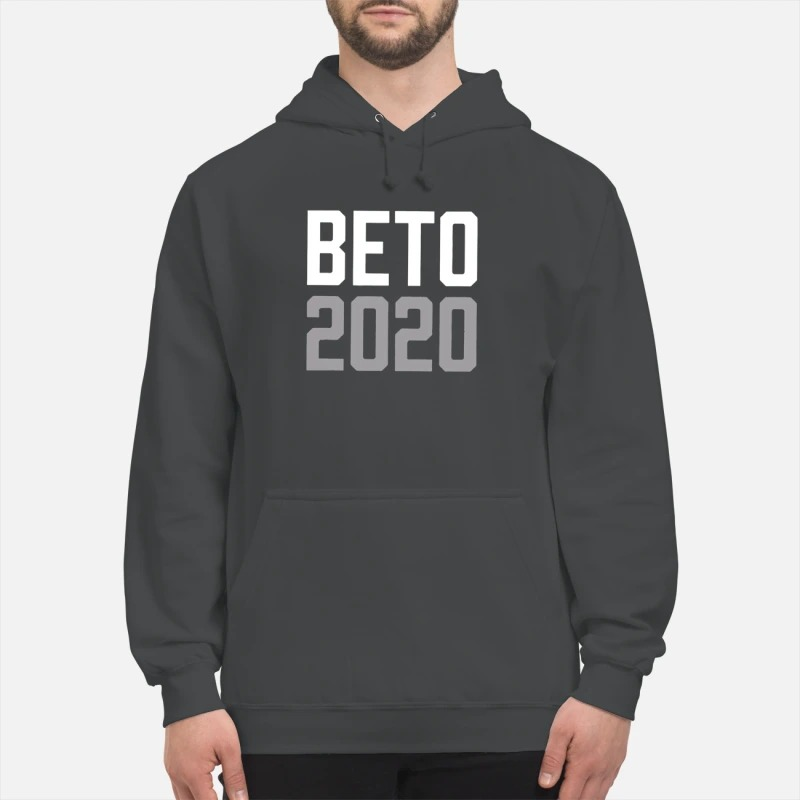Beto O'Rourke Beto 2020 Campaign Hoodie