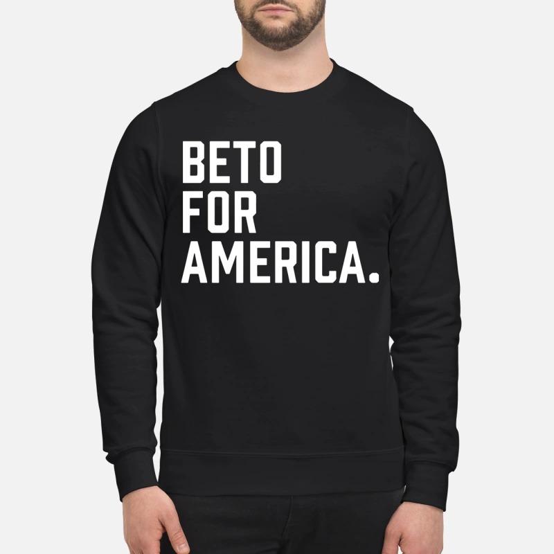 Beto O'Rourke Beto For America Campaign Sweater