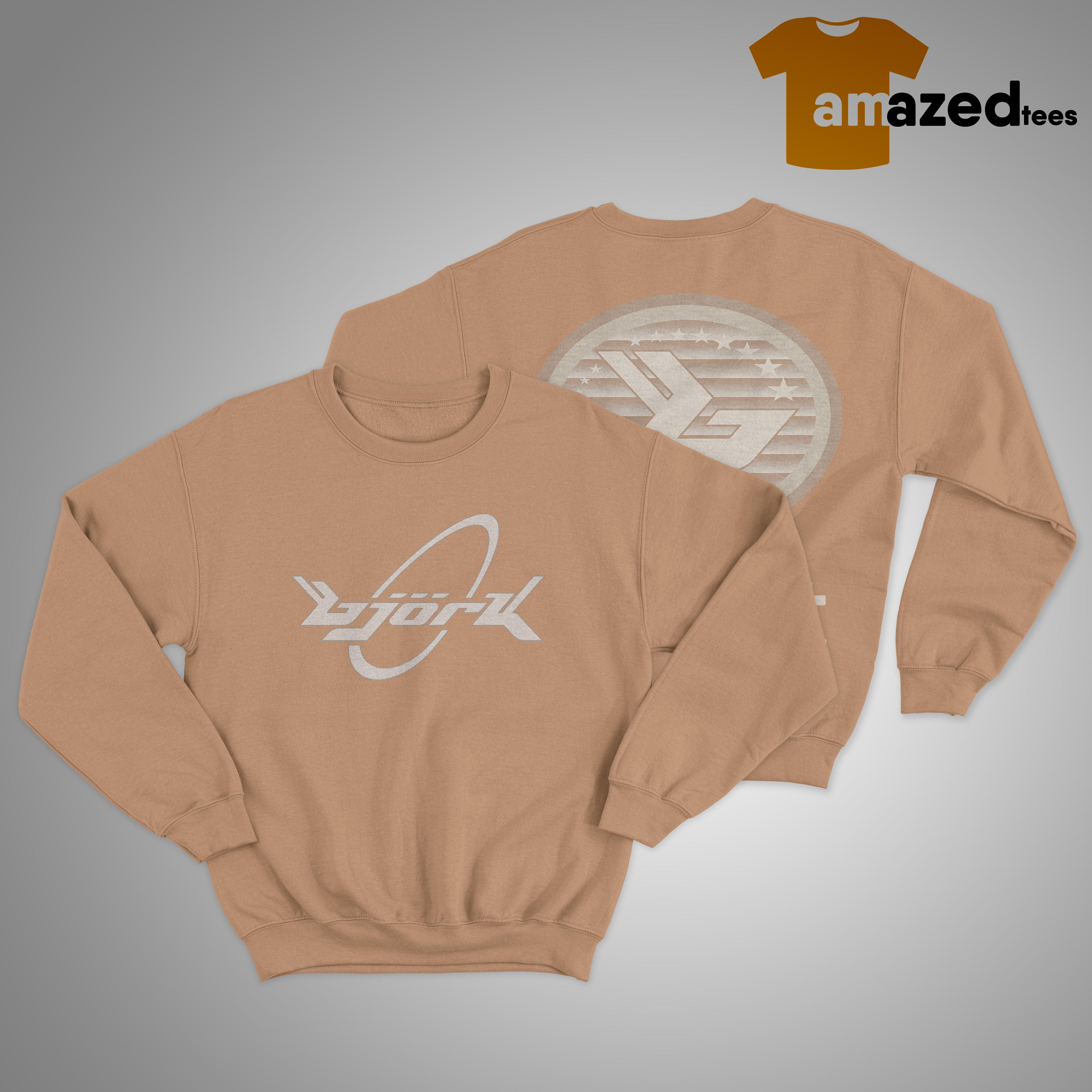 Bjork Debut Sweater