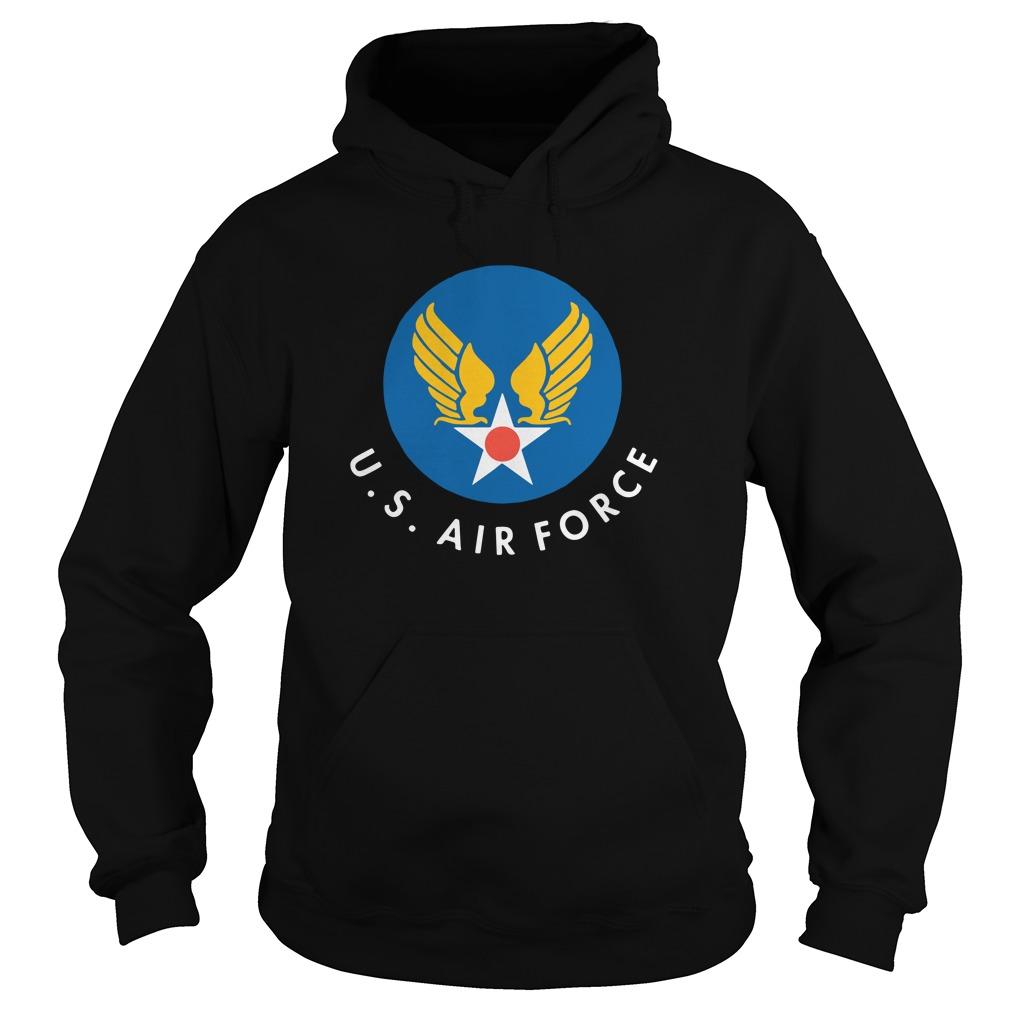Captain Marvel Carol Danvers US Air Force Hoodie