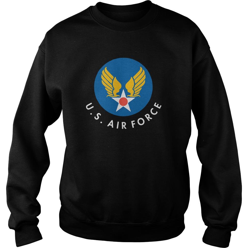 Captain Marvel Carol Danvers US Air Force Sweater