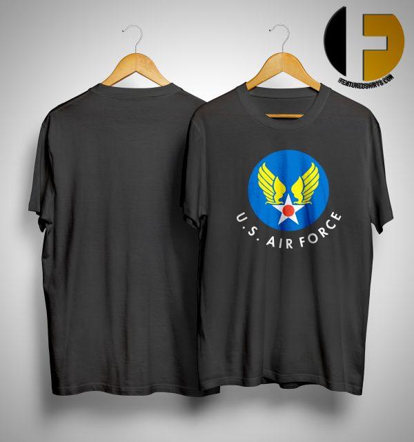 Captain Marvel Carol Danvers US Air Force shirt