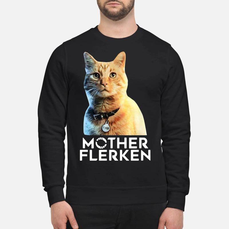 Captain Marvel Cat Goose Mother Flerken Sweater
