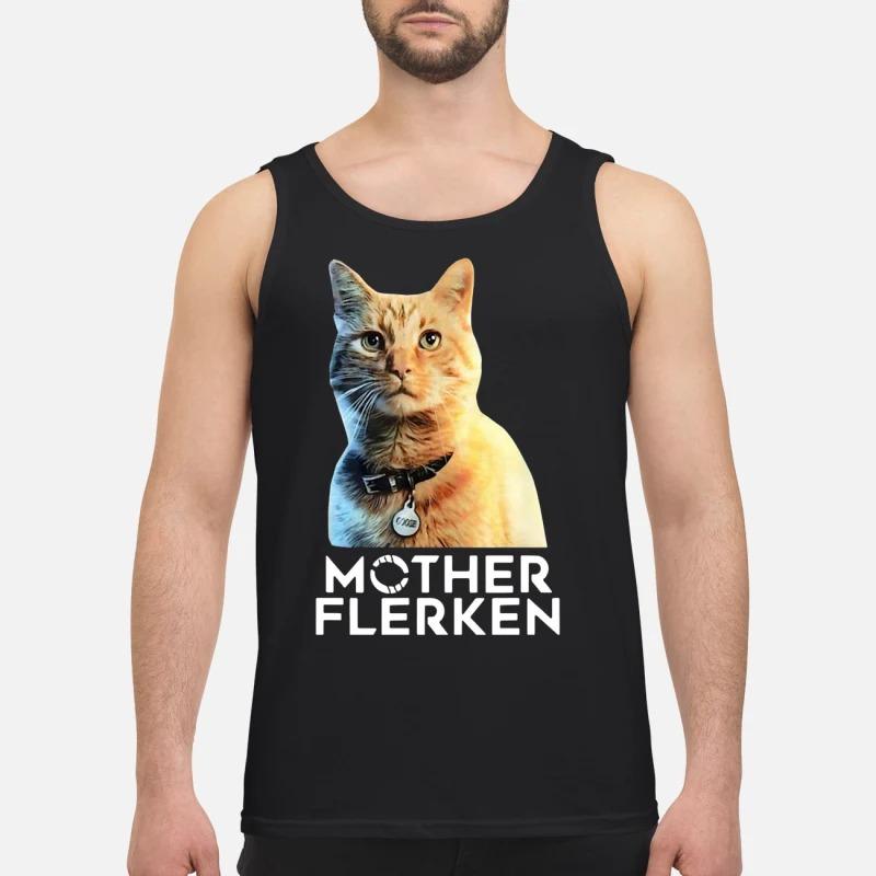 Captain Marvel Cat Goose Mother Flerken Tank Top