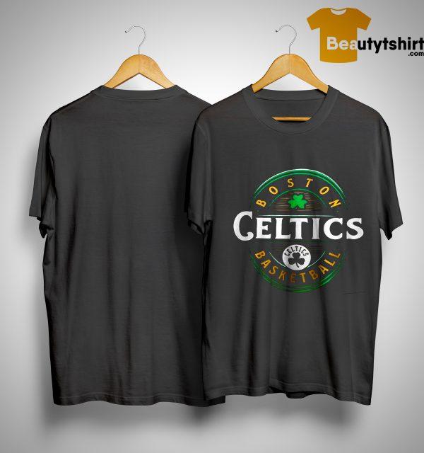 Celtics St Patrick's Day Forever Lucky Shirt