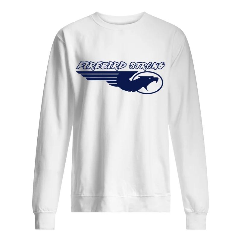 Chief Screen Print Caine Jones Firebird Strong Sweater