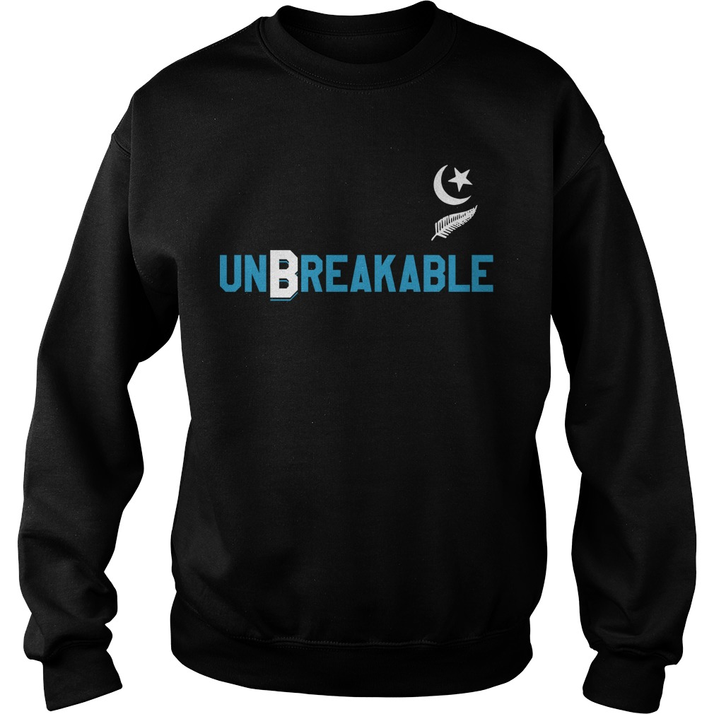 Christchurch Shooting Unbreakable Sweater