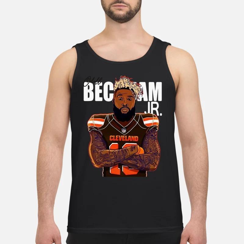 Cleveland Browns Odell Beckham JR Tank Top