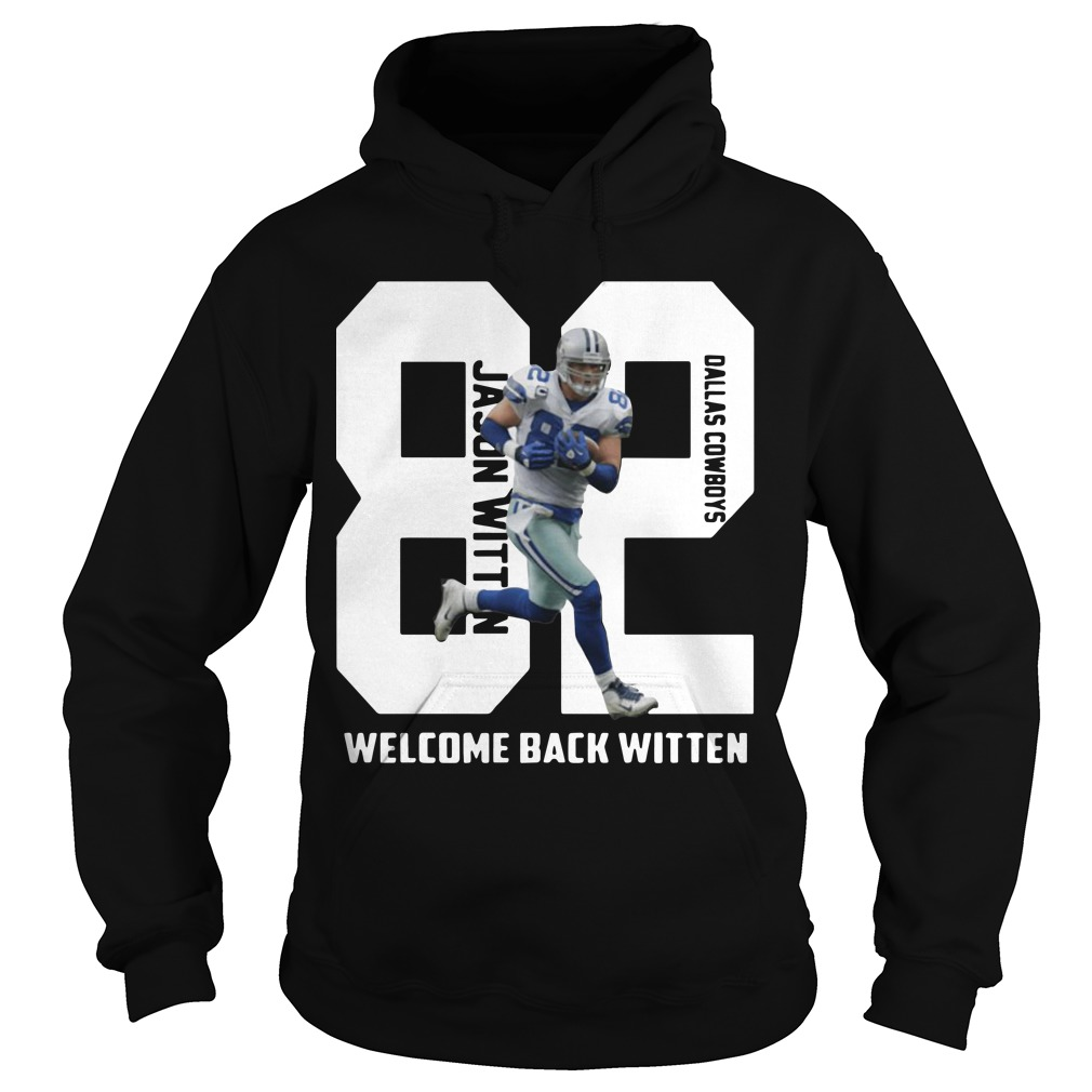Dallas Cowboys Welcome Back Witten Hoodie