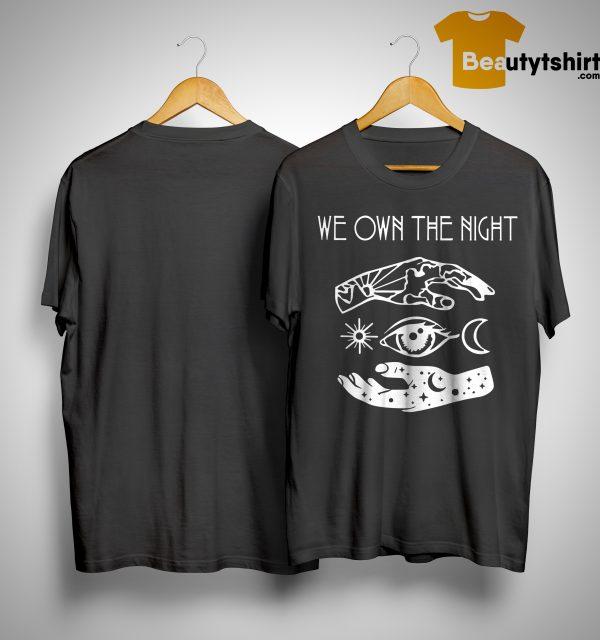 Dance Gavin Dance We Own The Night Shirt