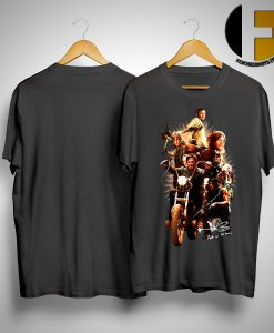 Daryl's Life In The Walking Dead Shirt