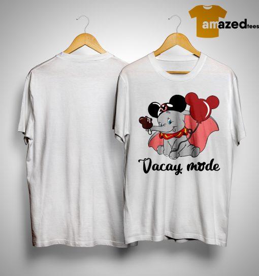 Dumbo Mickey Mouse Vacay Mode Shirt