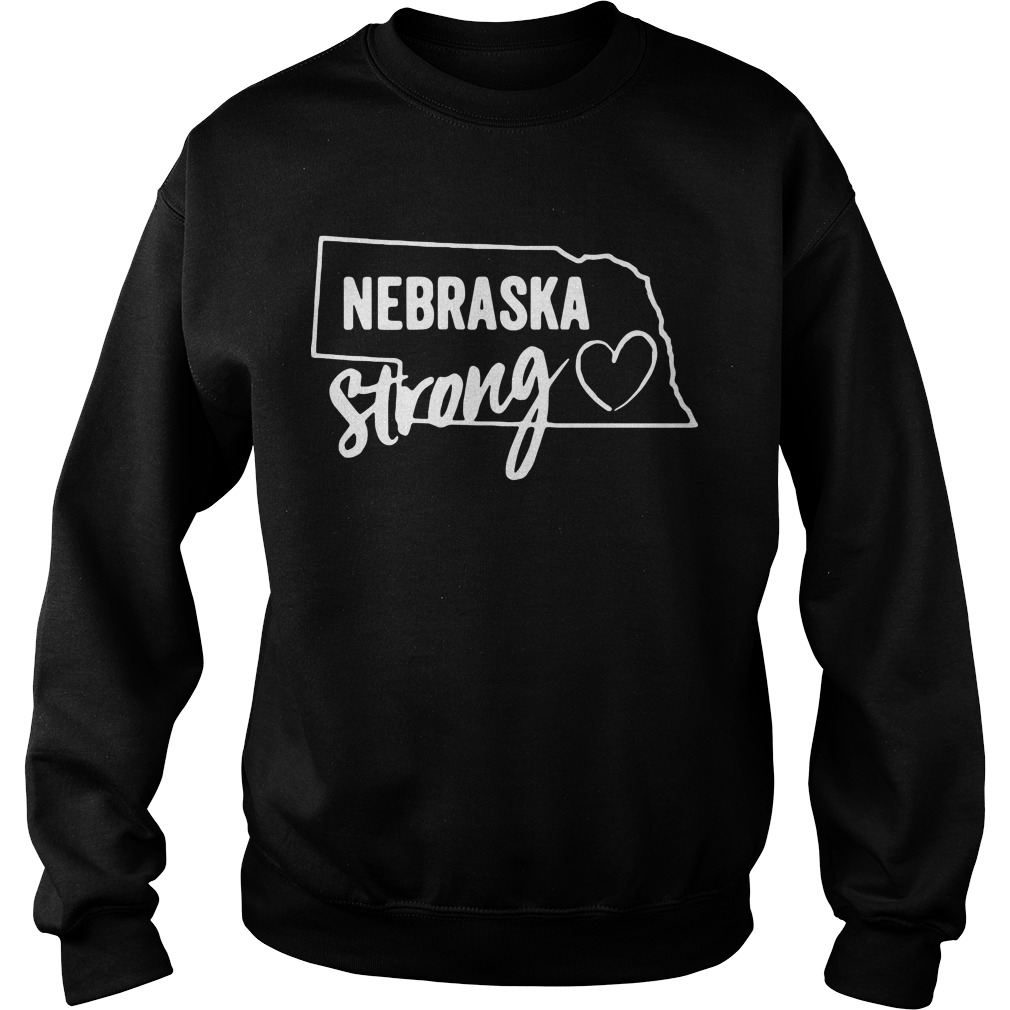 Flood Relief Nebraska Strong Shirt