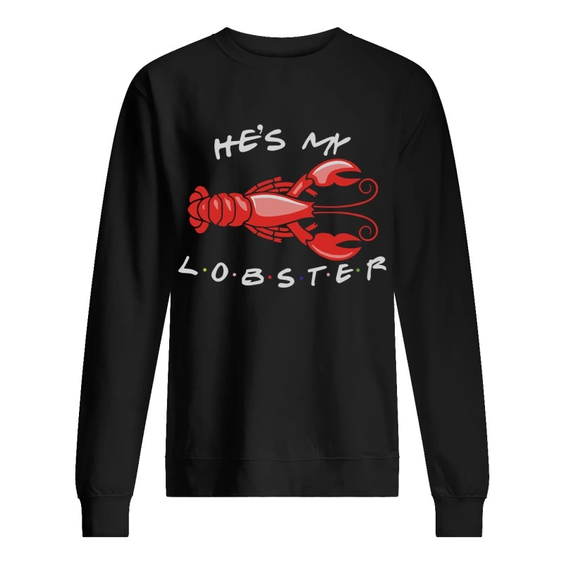 He's My Lobster Sweater