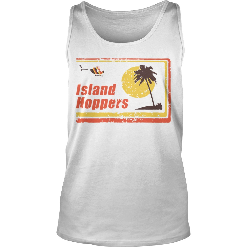 Island Hoppers Tank Top