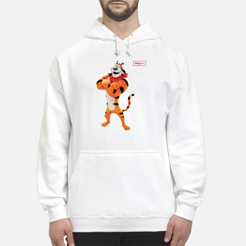 Kellogg's Retro Tony The Tiger Hoodie Collection