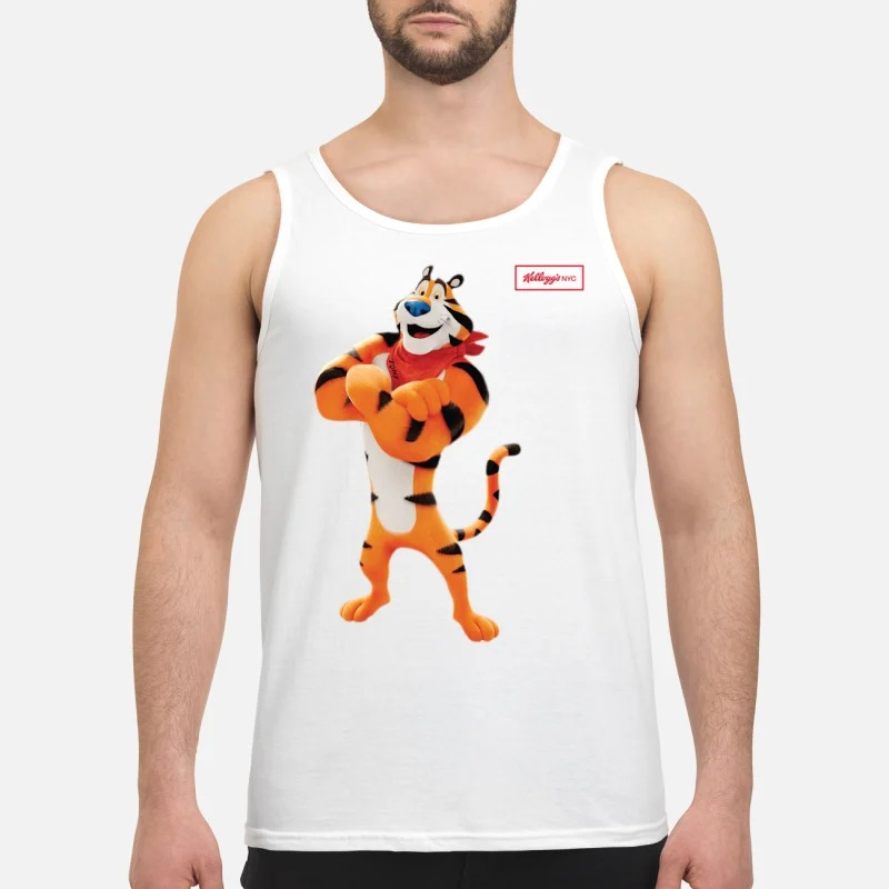 Kellogg's Retro Tony The Tiger Tank Top Collection