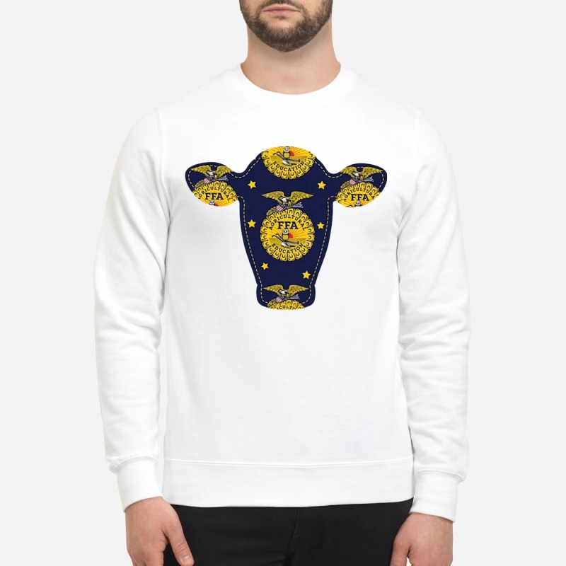 Kiel Agricultural Education FFA Alumni Uterus Sweater