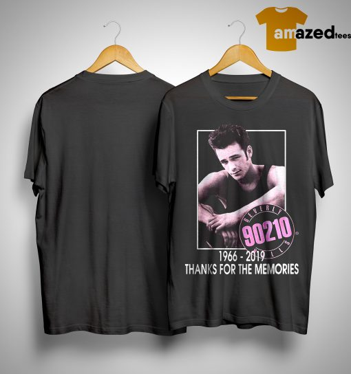 Luke Perry 1966 2019 Thanks For The Memories Shirt
