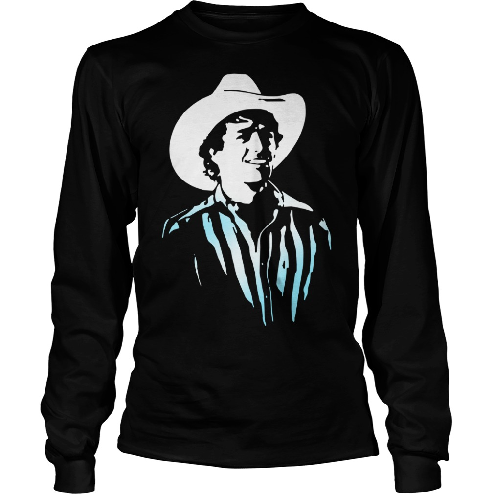 Luke Perry 8 Seconds Longsleeve Tee