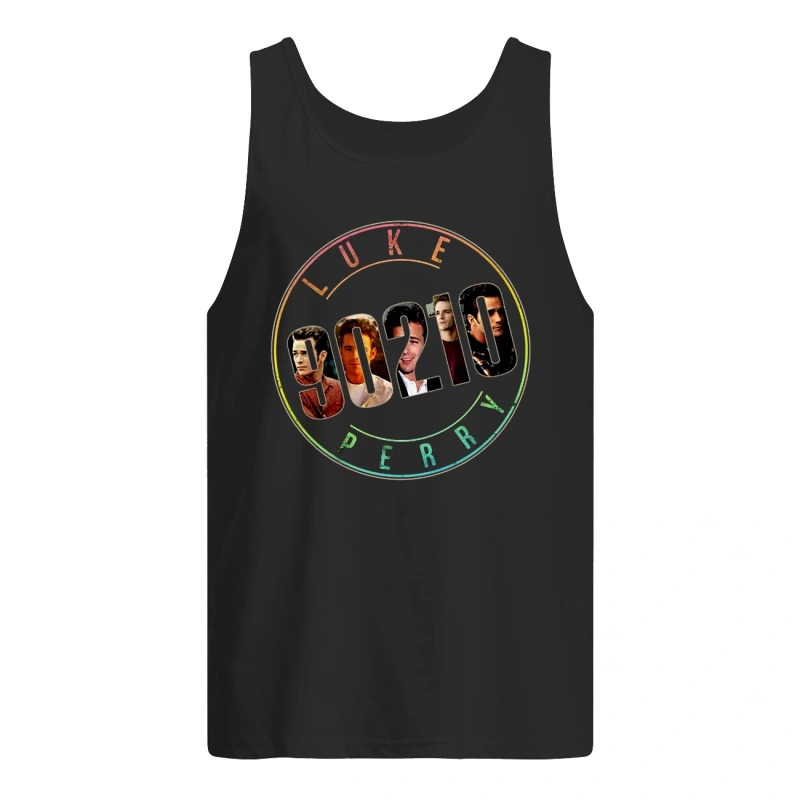 Luke Perry Death 90210 Tank Top