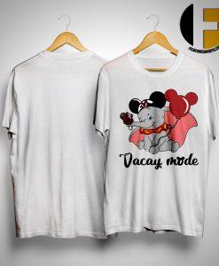 Mickey Mouse Dumbo Vacay mode shirt