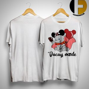 Mickey Mouse Dumbo Vacay mode shirt