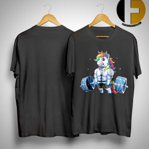 Muscle Unicorn Weightlifting Shirt
