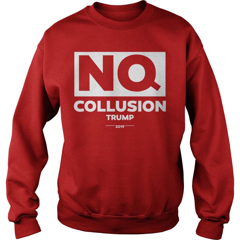 NQ Collusion Trump Sweater