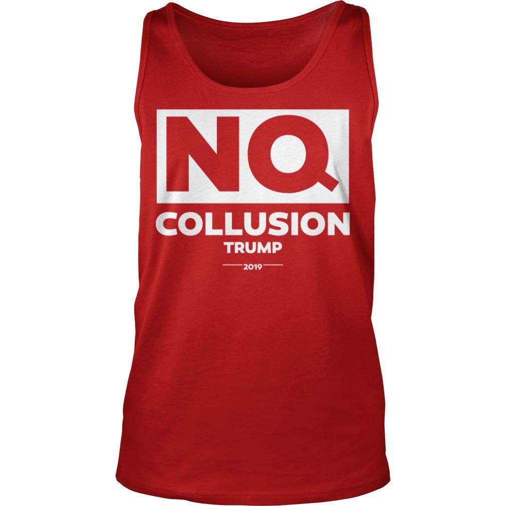NQ Collusion Trump Tank Top