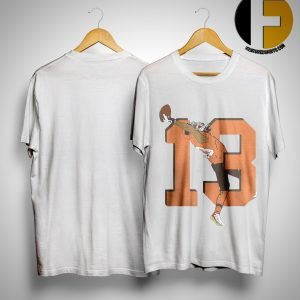 Odell Beckham Jr Browns 13 Catch Shirt