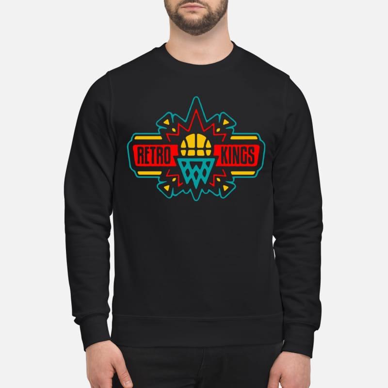 Retro 9 Dream It Do It Slam Sweater