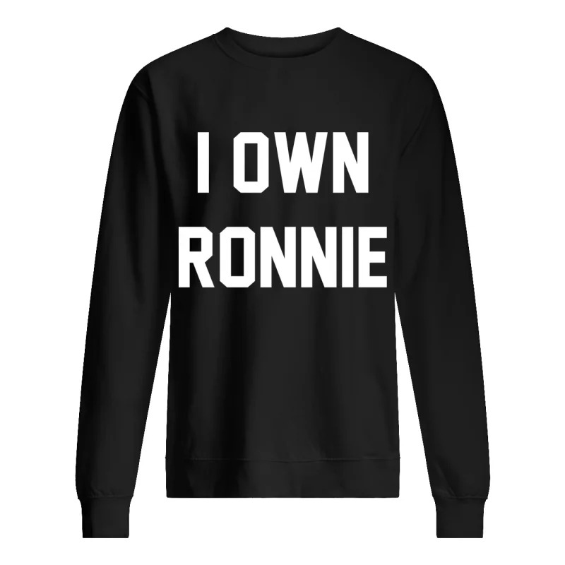 Seth And Becky I Own Ronnie Sweater