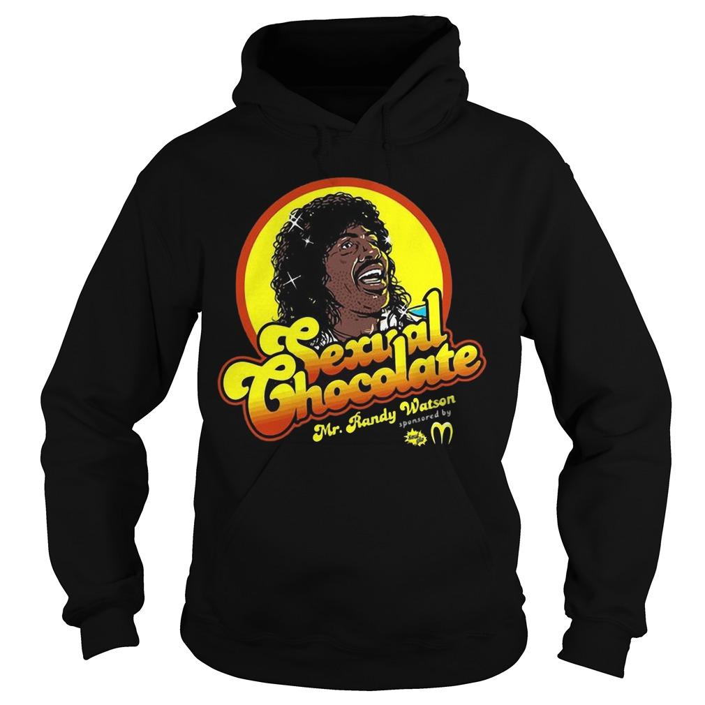 Sexual Chocolate Eddie Murphy Hoodie