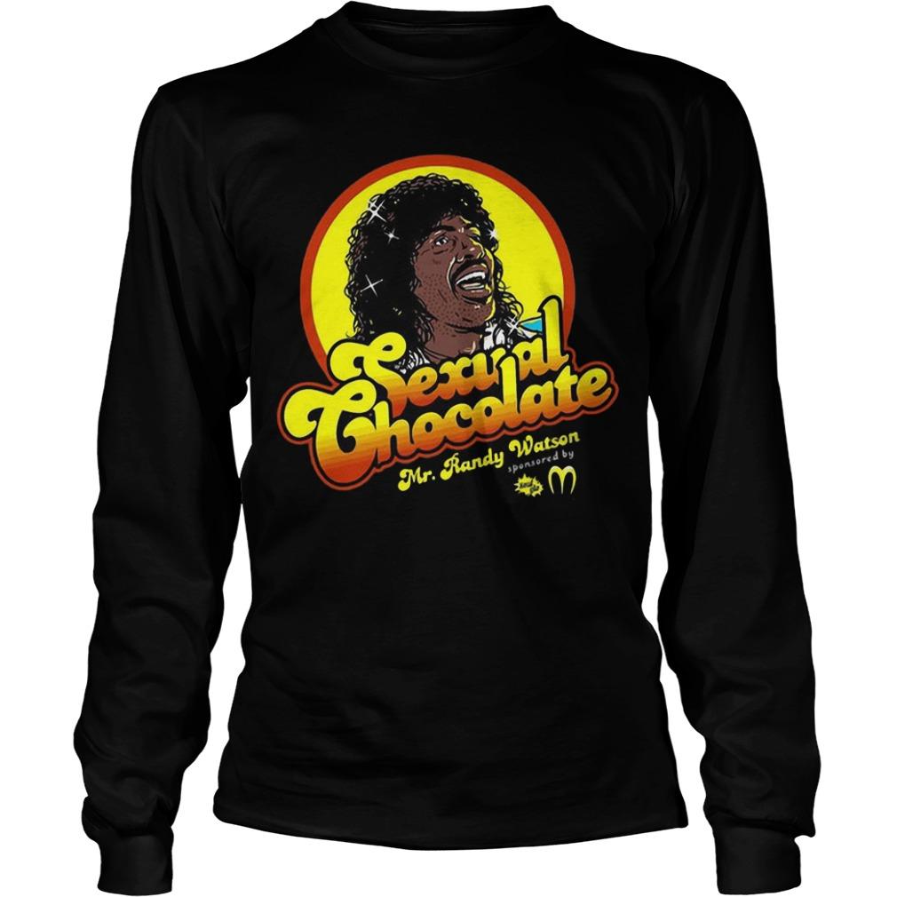 Sexual Chocolate Eddie Murphy Longsleeve Tee