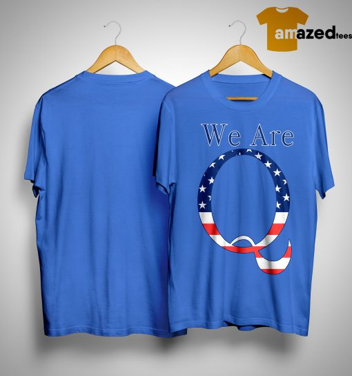Steven Carr We Are Q Shirt