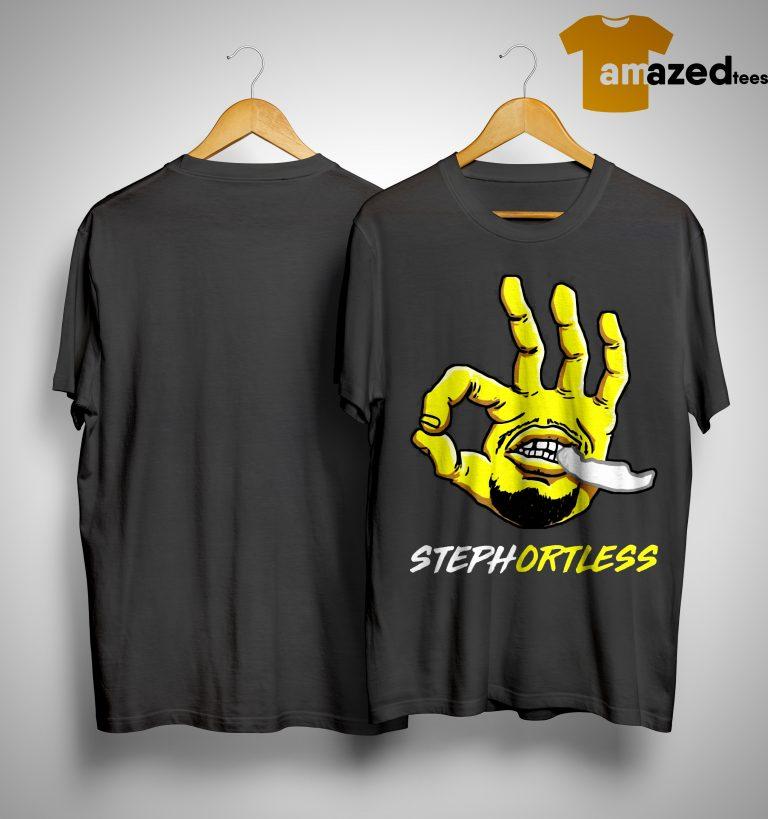 Steph Curry Stephortless Shirt